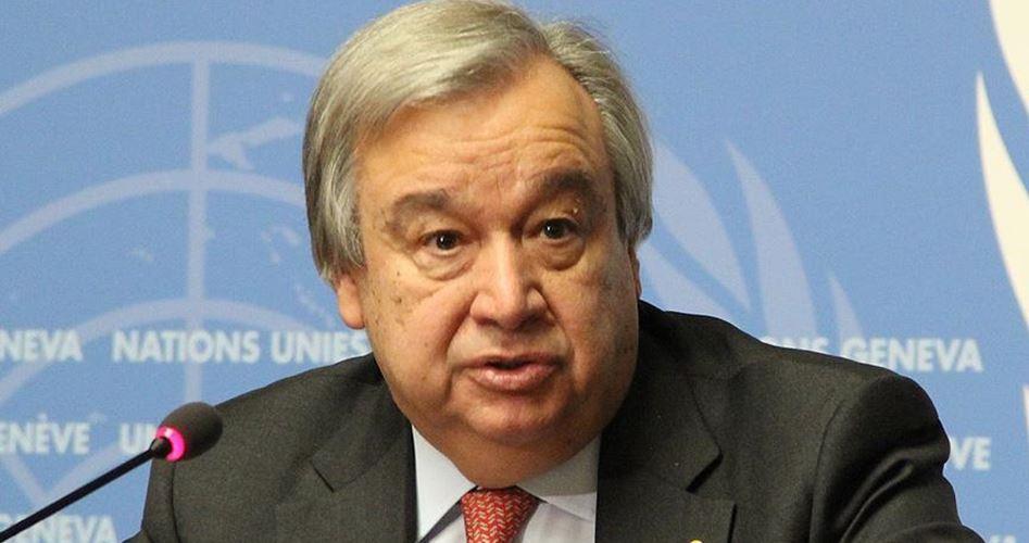 Segretario generale ONU esprime tristezza per morte di 3 bambini a Gaza