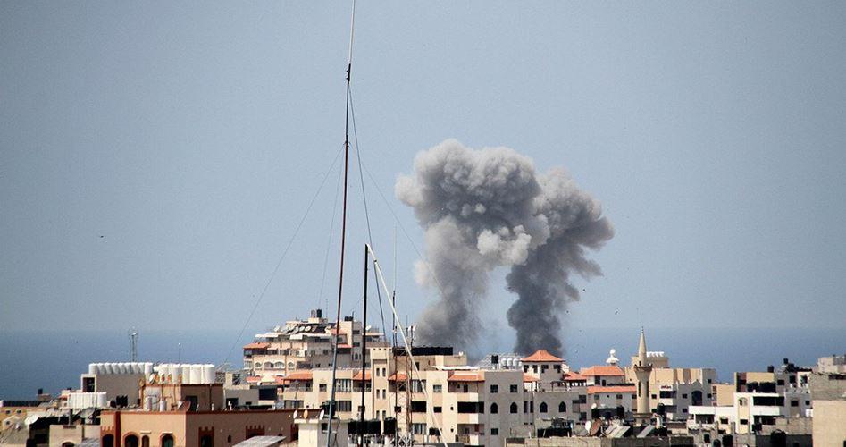Proseguono i bombardamenti israeliani contro la Striscia di Gaza