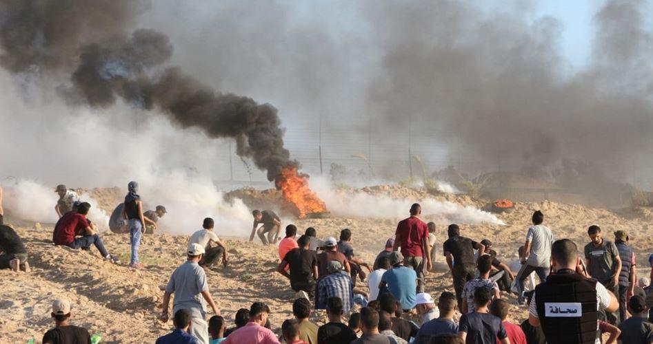 Striscia di Gaza, 8 palestinesi uccisi e 289 feriti dalle forze israeliane