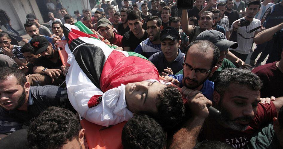 Striscia di Gaza, ragazzo di 17 anni ucciso dalle forze israeliane