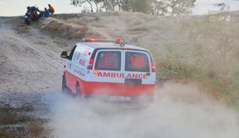 Striscia di Gaza, 4 Palestinesi feriti dalle forze israeliane durante manifestazione anti-assedio