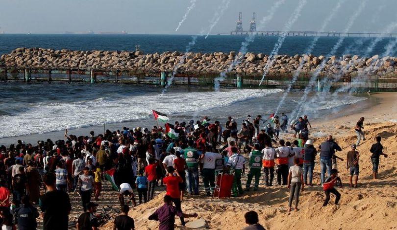 Striscia di Gaza, muore giovane manifestante ferito lunedì