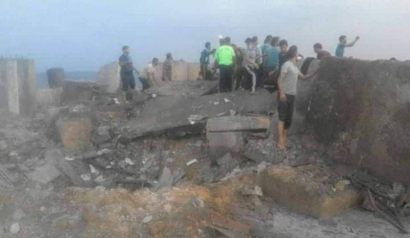 Striscia di Gaza, un giovane ucciso e molti altri feriti da bombardamento israeliano