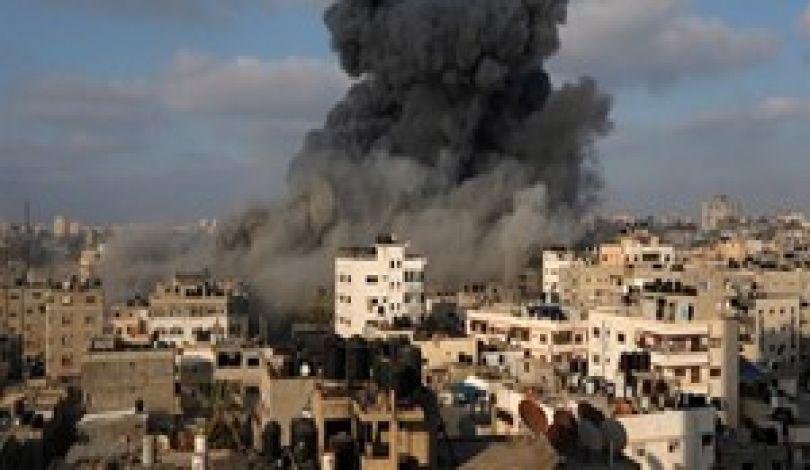 L'esercito israeliano: abbiamo attaccato 20 obiettivi palestinesi nella Striscia di Gaza