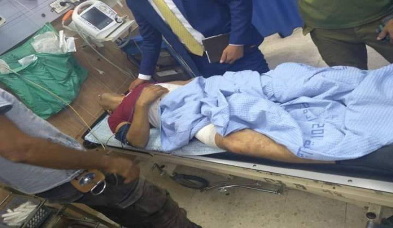 Ragazzo palestinese gravemente ferito durante scontri con coloni e forze israeliane a sud di Nablus