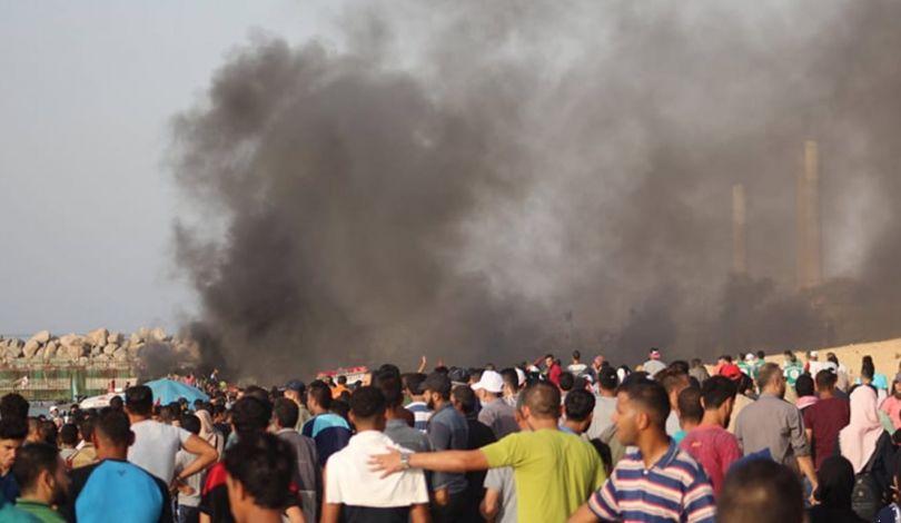 Striscia di Gaza, 14ª manifestazione navale anti-assedio israeliano: 1 Palestinese ucciso e decine di feriti