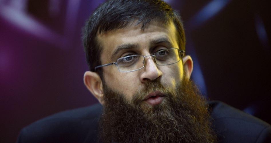 La salute di Adnan peggiora dopo uno sciopero della fame di oltre un mese in una prigione israeliana