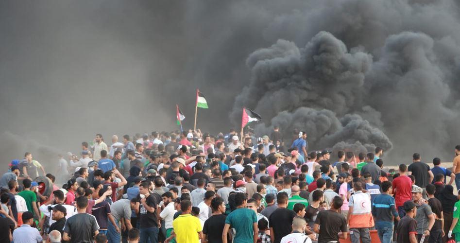 Striscia di Gaza, 5 palestinesi uccisi dalle forze israeliane durante manifestazioni