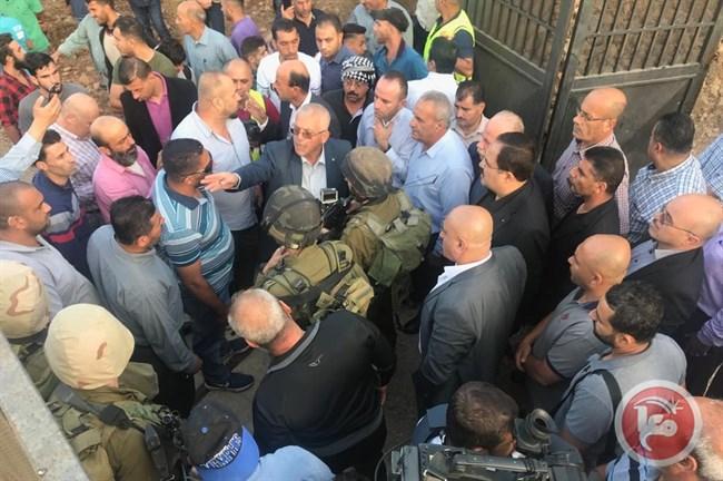 Decine di feriti durante la protesta contro la chiusura della scuola di Nablus