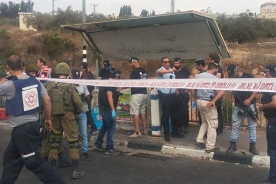 Palestinese ucciso a Salfit dopo presunto attacco con il coltello