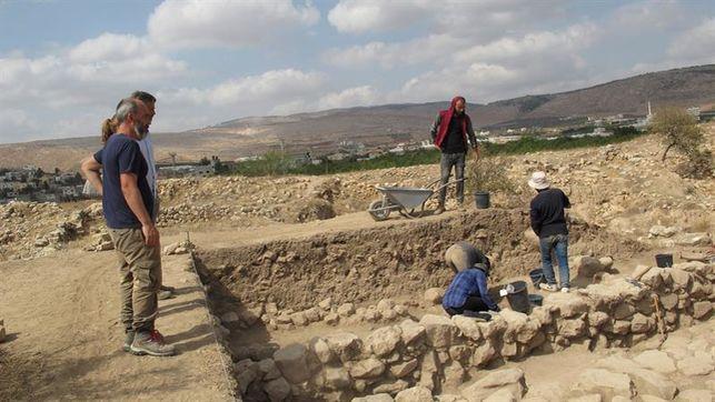 Archeologi spagnoli dissotterrano un'antica città nell'odierna Palestina