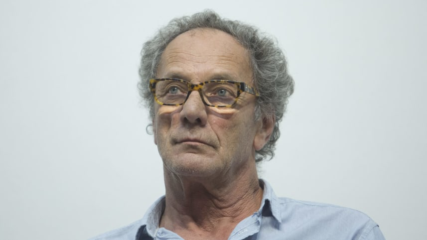 Sono Mohammed Bakri, regista perseguitato da Israele