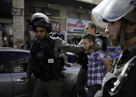 Minorenni palestinesi nel mirino d'Israele: 35 imprigionati a settembre