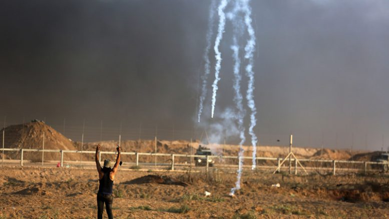 """Il """"laboratorio"""" di Gaza aumenta i profitti dell'industria bellica israeliana"""