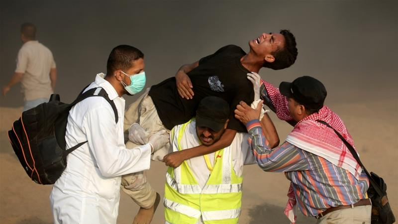 Gli ultimi sei mesi a Gaza sono stati come un'altra guerra