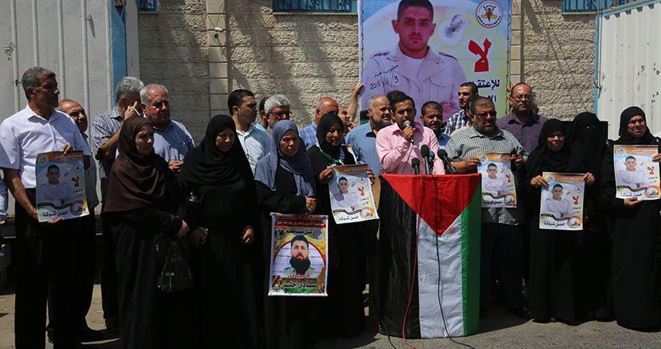 Altri 33 palestinesi in detenzione amministrativa