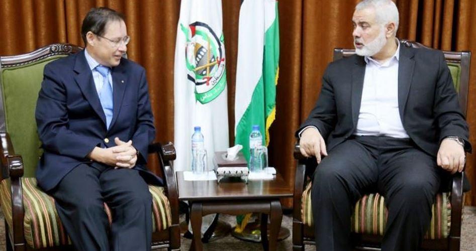 Ministro degli Esteri russo invita Haniyah a Mosca