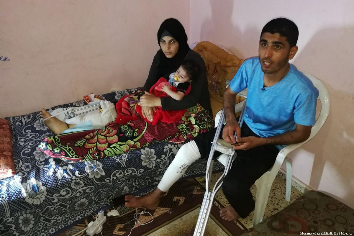 Iran aiuterà famiglie di palestinesi uccisi e feriti durante Grande Marcia del Ritorno