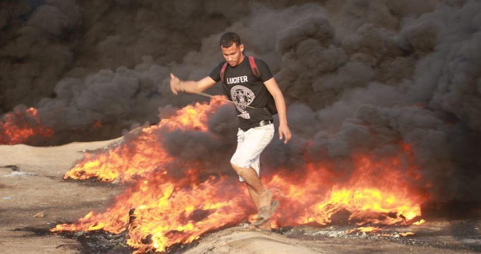 Striscia di Gaza, 32 palestinesi feriti dalle forze israeliane