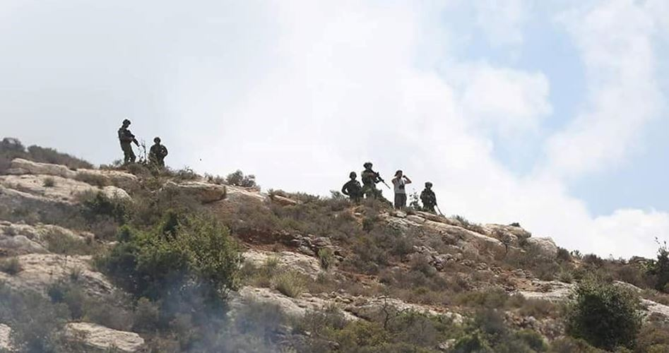 Le forze israeliane attaccano manifestazione a Ramallah: diversi feriti