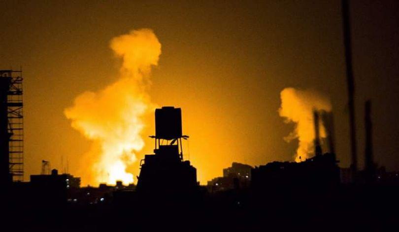 Bombardamenti israeliani contro la Striscia di Gaza: 3 palestinesi uccisi e altri 9 feriti