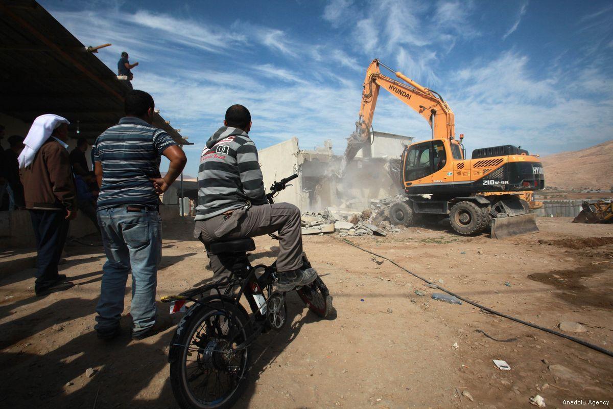 A novembre, Israele ha demolito 30 edifici palestinesi a Gerusalemme