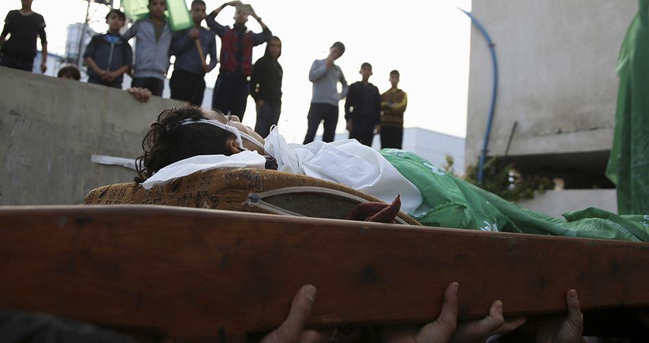 Giovane palestinese muore per le ferite riportate durante l'offensiva israeliana su Gaza del 2014