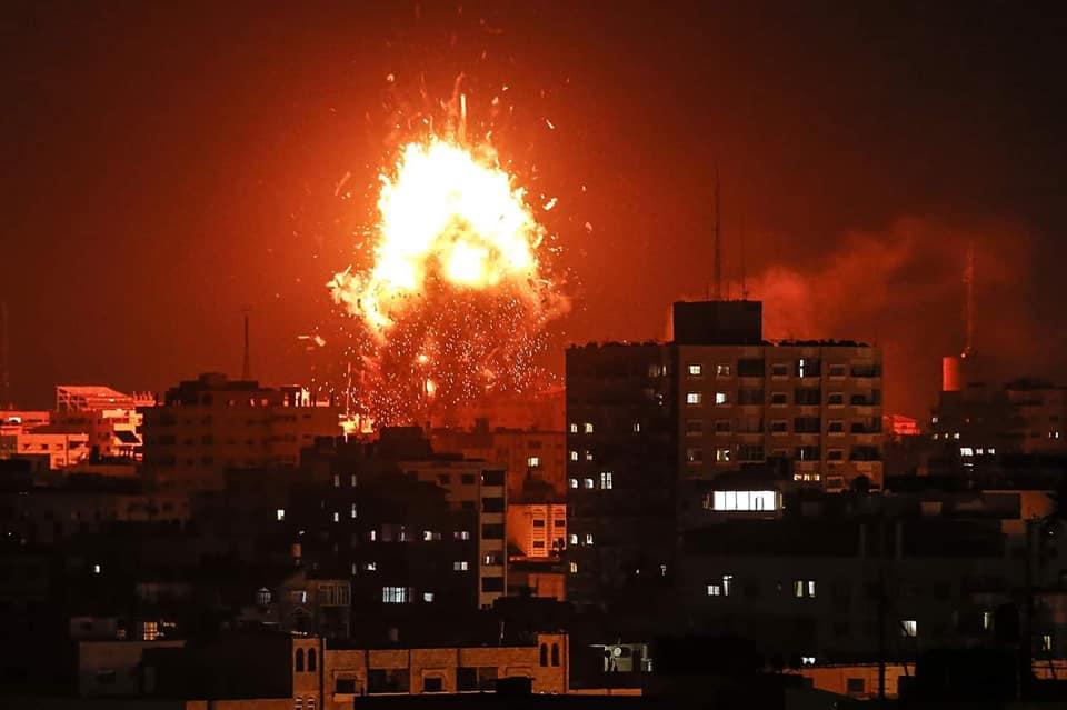 Striscia di Gaza, bombardamenti israeliani uccidono un palestinese (il 7° da lunedì)