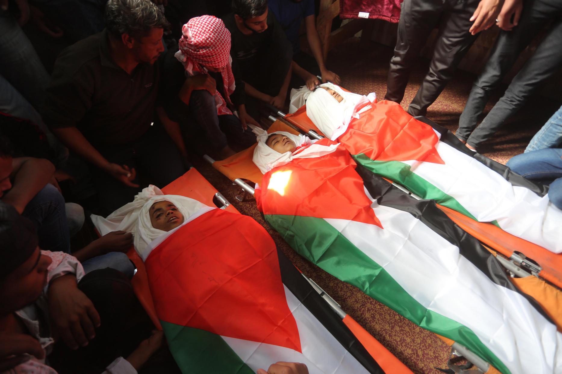 Tre volti di Gaza che alimentano la rabbia
