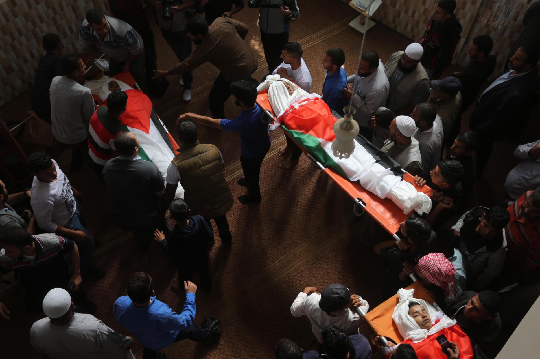 """DCIP: """"Non c'è giustizia per 50 minori palestinesi uccisi nel 2018"""""""