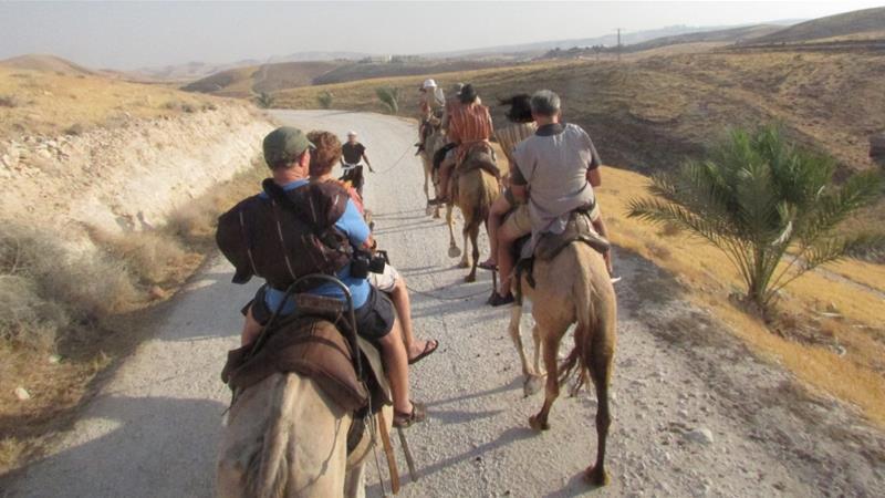 Come l'industria del turismo sostiene gli insediamenti illegali israeliani