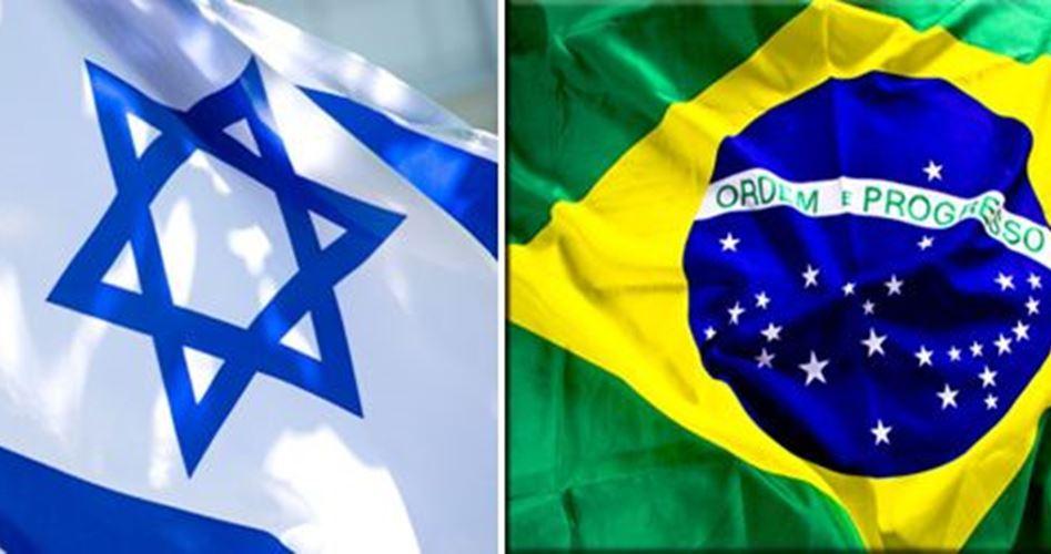 Il neoeletto presidente brasiliano promette di spostare l'ambasciata da Tel Aviv a Gerusalemme