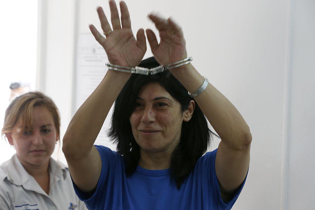 Israele ha paura di Khalida Jarrar perché fa a pezzi la sua falsa immagine di Stato democratico