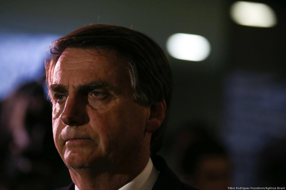 Il neoeletto presidente brasiliano intende chiudere l'ambasciata palestinese