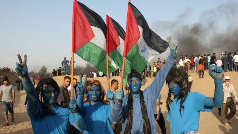 Striscia di Gaza, 40 palestinesi feriti dalle forze israeliane durante Marcia del Ritorno