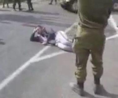Hebron, palestinese disabile ferito da soldati israeliani. Video del colono che ne invoca l'esecuzione