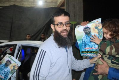 Il prigioniero politico Adnan liberato dopo 2 mesi di sciopero della fame