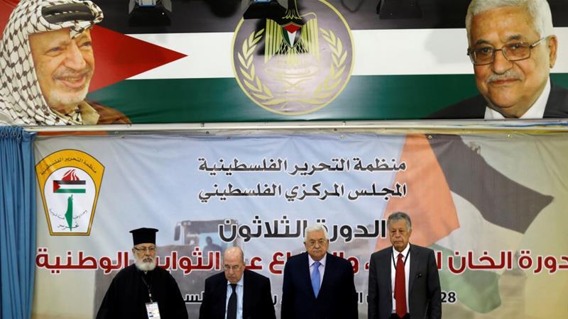 Perché l'OLP ha sospeso il riconoscimento di Israele?