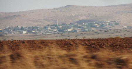Soldati israeliani distruggono centinaia di cactus nella Valle del Giordano settentrionale