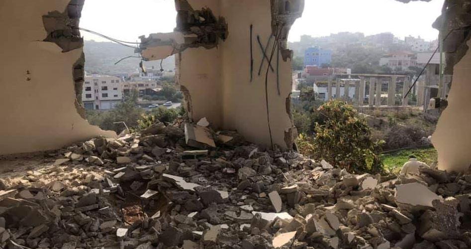 Nel 2018 Israele ha demolito 538 edifici palestinesi