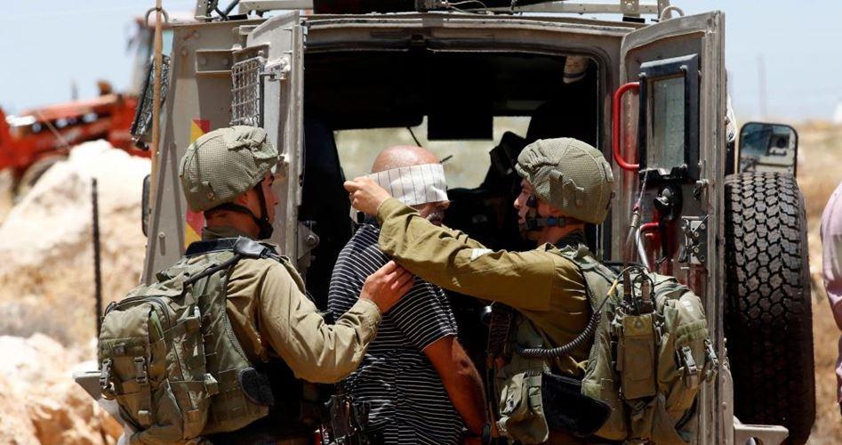 45 Palestinesi rapiti dalle forze israeliane
