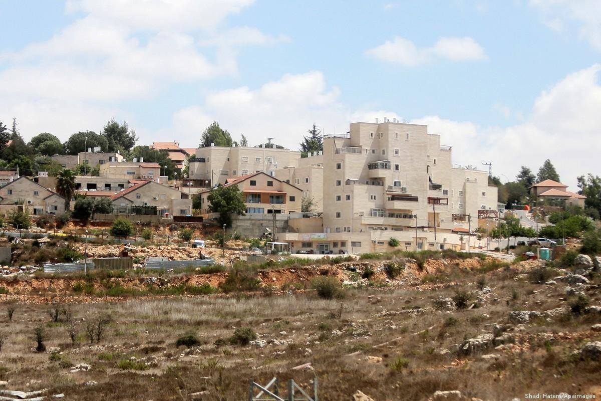 Israele autorizza migliaia di case coloniali in Cisgiordania approvate decenni fa