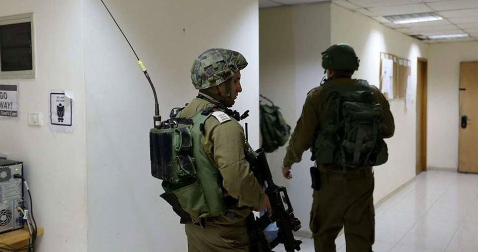 L'esercito israeliano invade la sede dell'agenzia giornalistica WAFA