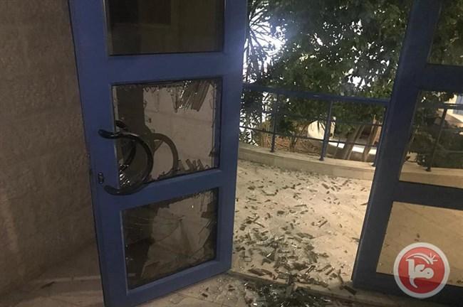 Le forze israeliane invadono l'università al-Quds
