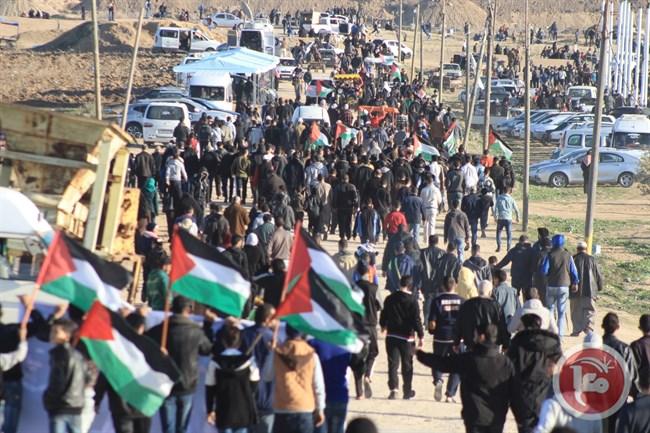 Striscia di Gaza, Grande Marcia del Ritorno: decine di feriti
