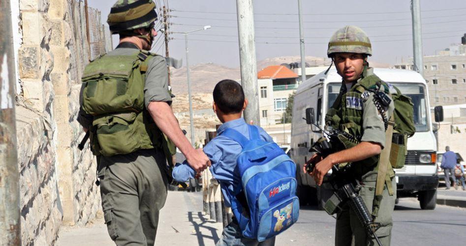 Israele prolunga la detenzione di un bambino palestinese di 12 anni