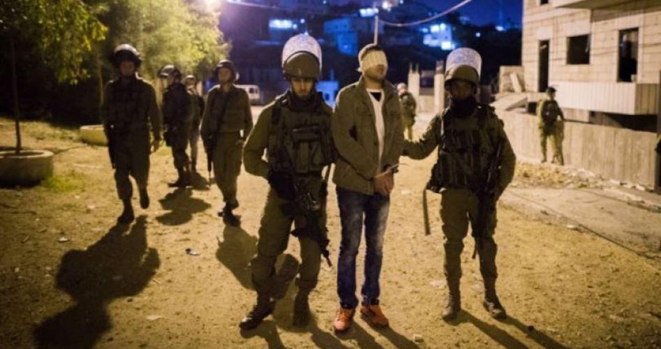 100 Palestinesi imprigionati in 24 ore