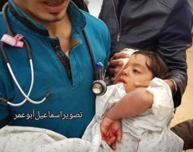 Striscia di Gaza, muore bimbo di 4 anni ferito venerdì dai soldati israeliani