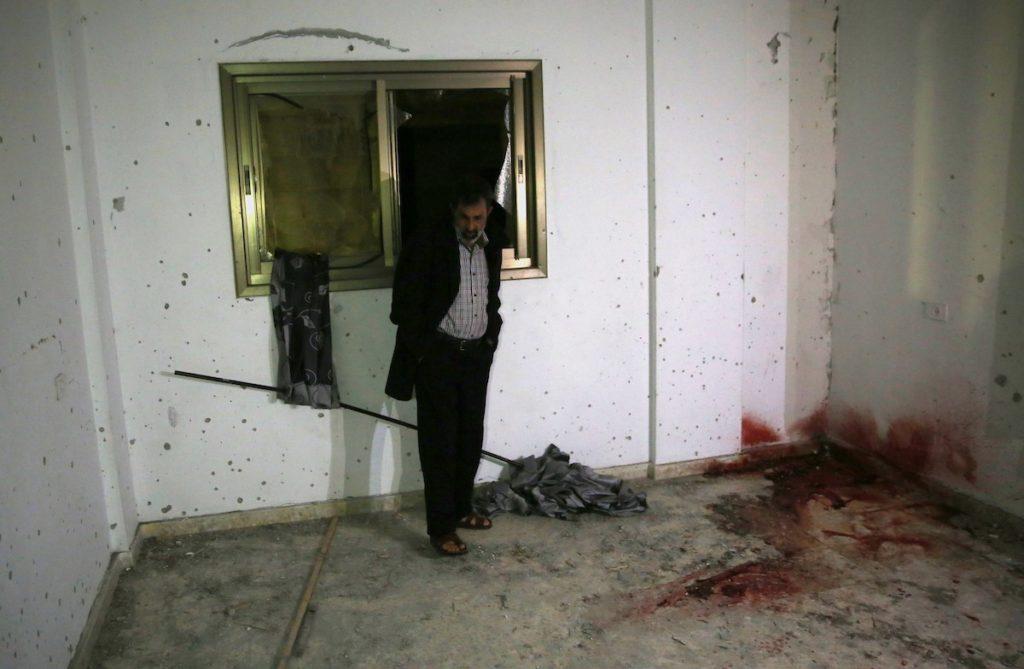 Giovane resistente ricercato dalle forze di occupazione, ucciso in esecuzione extragiudiziale