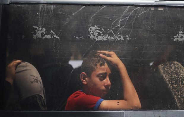 """""""Lasciare l'inferno per vivere all'inferno"""": le tangenti e i posti di blocco da Gaza attraverso l'Egitto"""